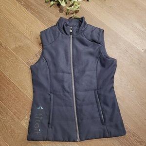 North End Fit Bit Fully Lined Vest Jacket Medium